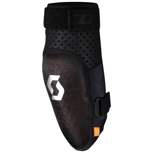 D30 Knee Guard Softcon Jr Black