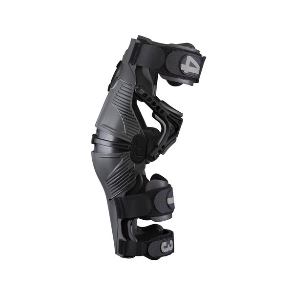 X8 Kneebraces (Pair) Storm Grey/Black