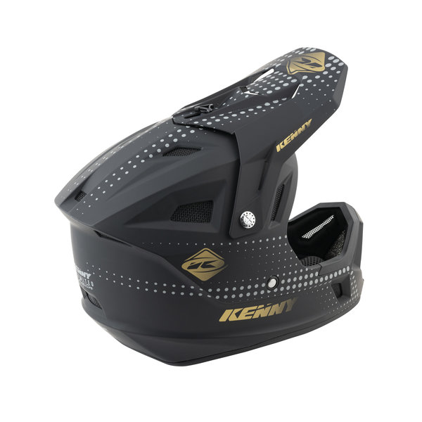BMX Decade Helmet Graphic Lunis Black 2021