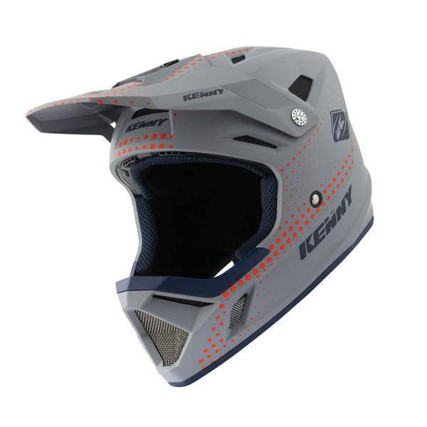 BMX Decade Helmet Graphic Lunis Grey 2021