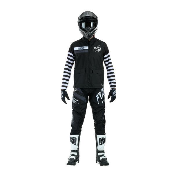 Bodywarmer Challenger Black 2021