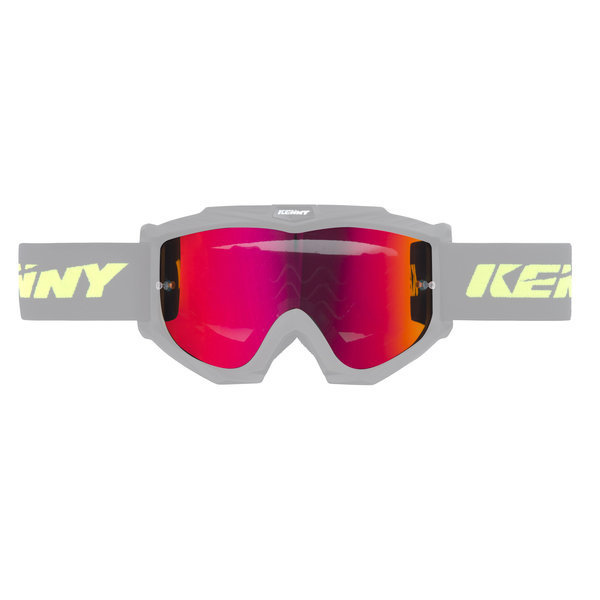 Track Kid Lens Iridium Red ( model t/m 2021 )