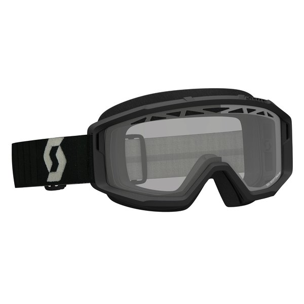 Goggle Primal Enduro (Double Ventilated Lens) Black/Grey