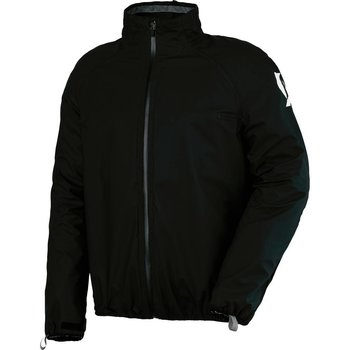 Rain Jacket Ergonomic Pro DP Black