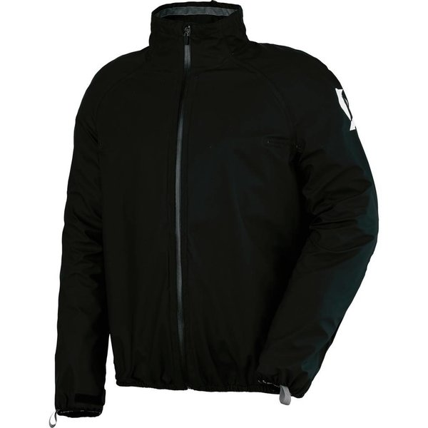 Rain Jacket Ergonomic Pro DP black