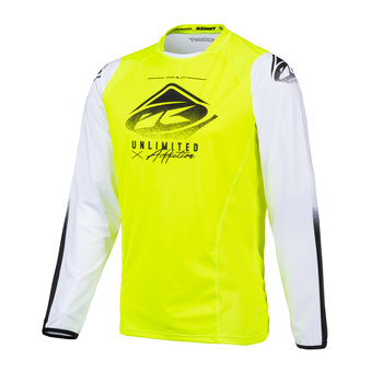Titanium Jersey Neon Yellow White 2021
