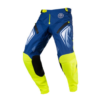 Titanium Pants Navy Neon Yellow 2021