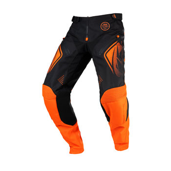 Titanium Pants Black Orange 2021