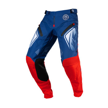 Titanium Pants Navy Red 2021