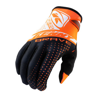Kids Brave Gloves Orange 2021