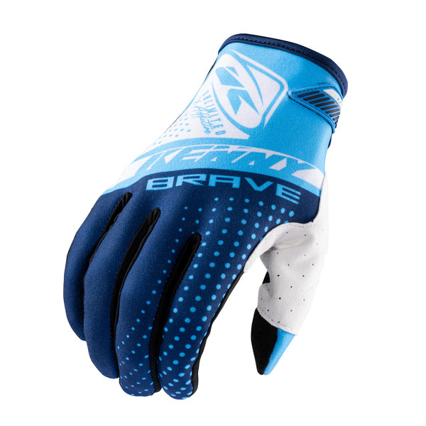 Kids Brave Gloves Blue 2021