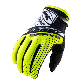 Brave Gloves Neon Yellow 2021