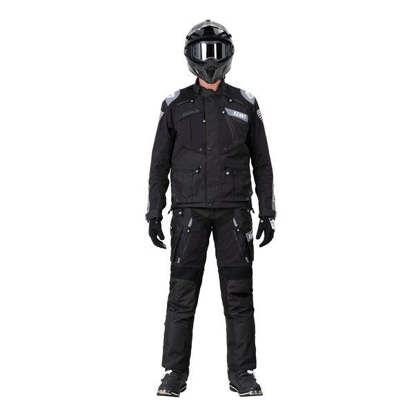 Dual Sport Jacket Black 2021