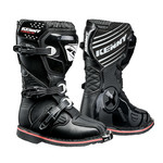 Junior Track Boots Black 2021