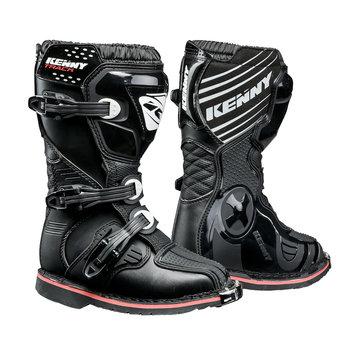Junior Track Boots Black 2022