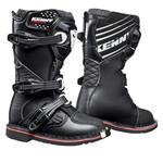 Kids Track Boots Black 2022