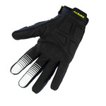 Safety Gloves Black Grey Neon Yellow 2021