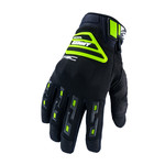 Sf Tech Gloves Black Neon Yellow 2021