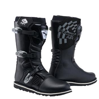 Trial Air Boots Black 2021
