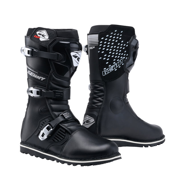 Trial Up Boots Black 2022