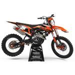 Complete Stickerset  SX\SXF 125-450cc '19 -