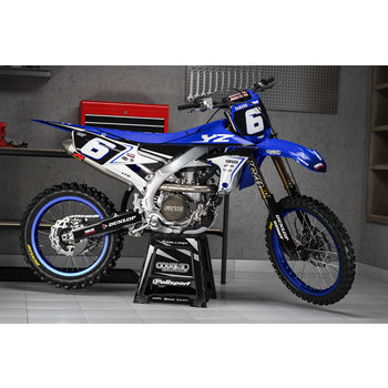 Stickerset Yamaha YZF 250|450 '18-