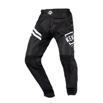 BMX Adult Elite Pants White Black 2021