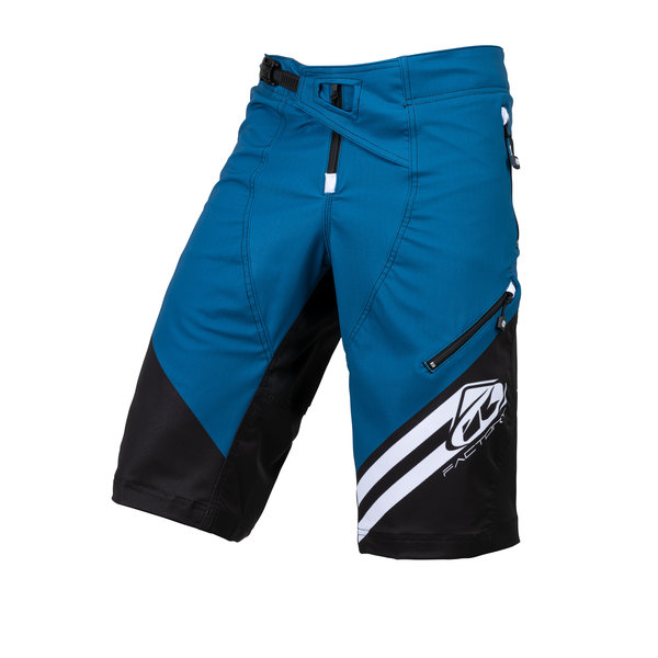 BMX Adult Factory Short Blue 2021