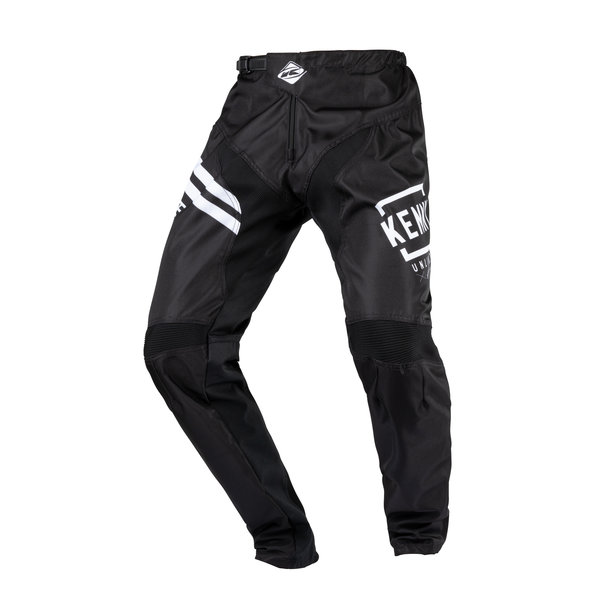 BMX Kid Elite Pants White Black 2021