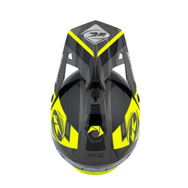 Track Peak Black Neon Yellow 2021