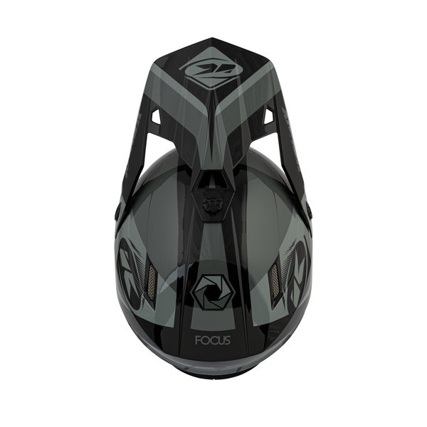 Track Peak Black Grey 2021