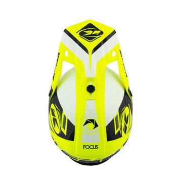 Track 2021 Peak White Neon Yellow