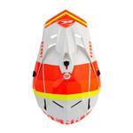Performance Peak White Red Orange 2021
