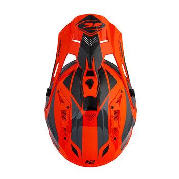 Titanium Peak Graphic Orange Black