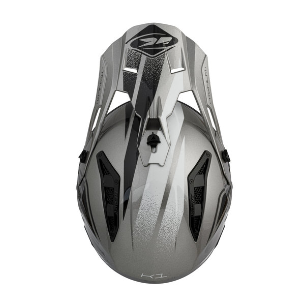 Titanium Peak Graphic Grey Black 2021