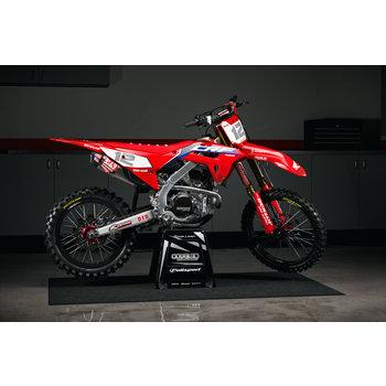 Complete Stickerset Honda CRF450R 2021