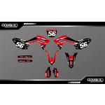 Stickerset Honda CRF450R 2021