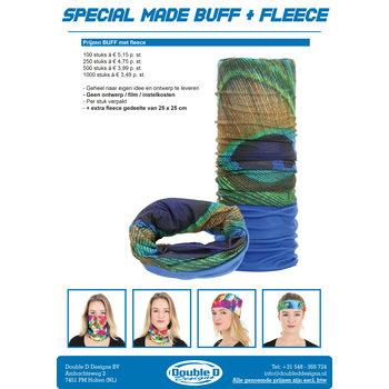 Special Made Buff met fleece