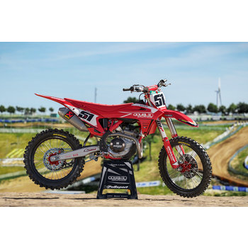 Complete Stickerset Honda CRF450R 2021  - Copy