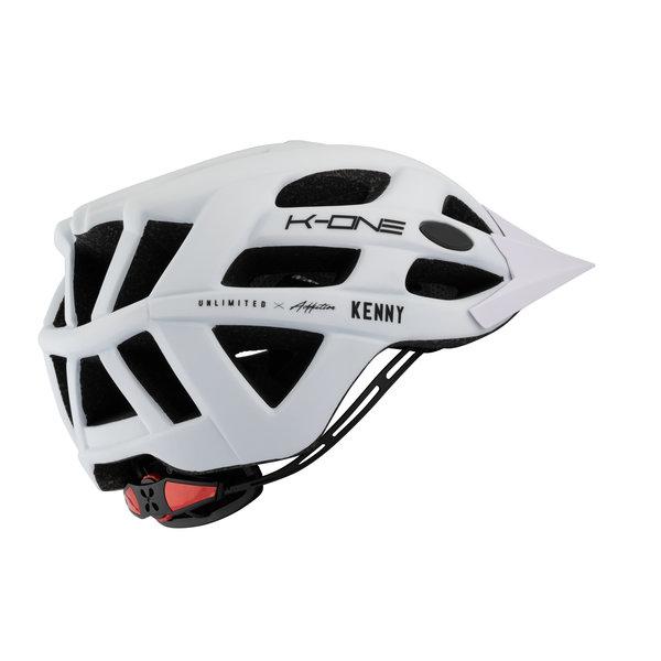 K-One Helmet White 2022