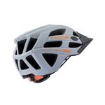 K-One Helmet Grey Orange 2022