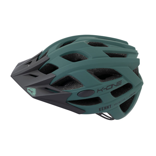 K-One Helmet Dark Green 2021