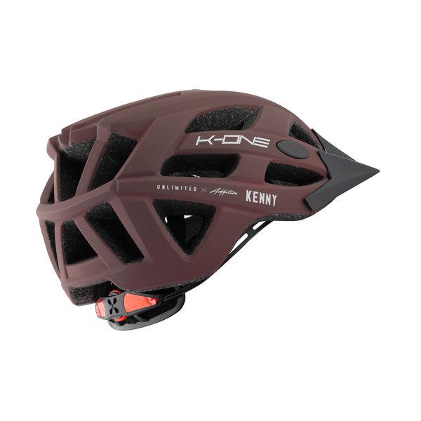 K-One Helmet Bordeaux 2022