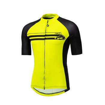 Adult Xc Shirt Neon Yellow