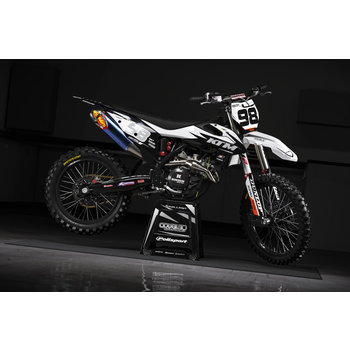 Stickerset Limited KTM SX|SXF 125cc -450cc  '19- '21