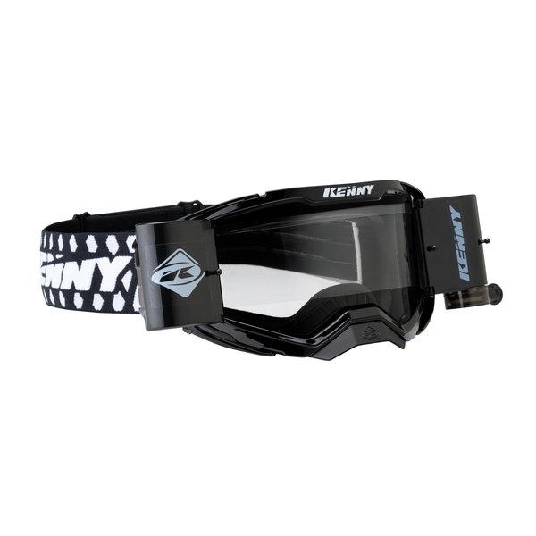 Performance Goggles Level 3  (Single Lens) Black