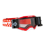 Performance Goggles Level  4 (Double Lens) Red