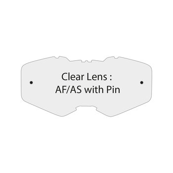 Clear Lens Af/As Ventury