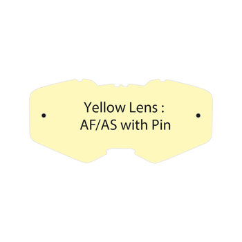 Yellow Lens Af/As With Pin Ventury