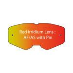 Red Iridium Lens Af/As Performance